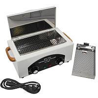 Сухожаровой стерилизатор для  для маникюрных инструментов СН 360 Т Белый (SN-1205937010)