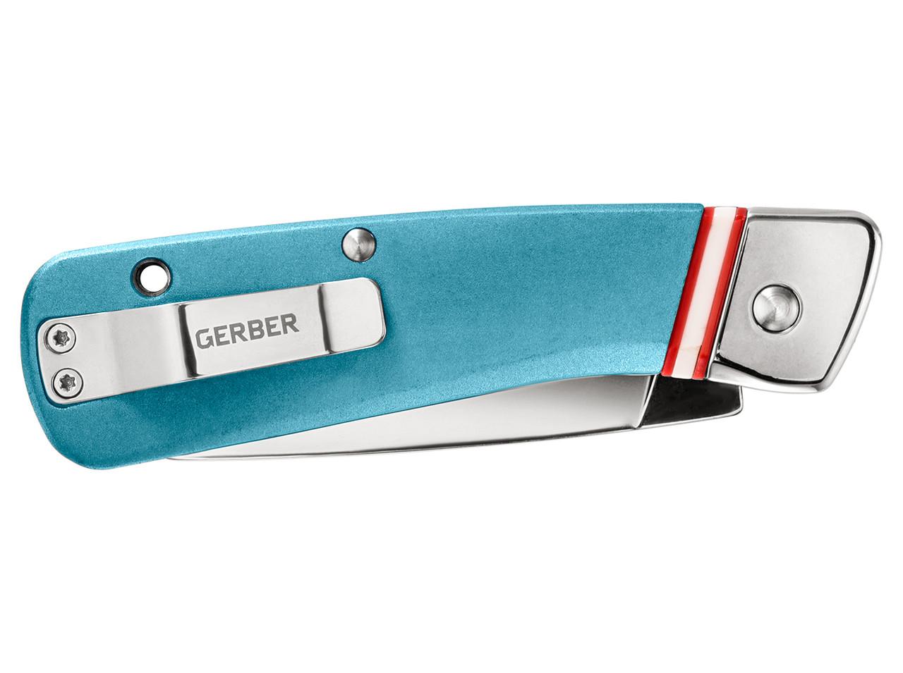 Ніж Gerber Straightlace Modern Blue