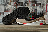 Кроссовки мужские 16713, New Balance 1500, черные, < 42 43 45 > р. 42-26,5см., фото 1