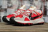 Кроссовки мужские 16721, Nike Air Zoom, красные, [ 42 43 44 45 ] р. 42-26,0см., фото 2