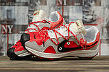 Кроссовки мужские 16721, Nike Air Zoom, красные, [ 42 43 44 45 ] р. 42-26,0см., фото 3