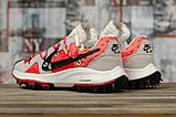 Кроссовки мужские 16721, Nike Air Zoom, красные, [ 42 43 44 45 ] р. 42-26,0см., фото 4
