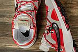 Кроссовки мужские 16721, Nike Air Zoom, красные, [ 42 43 44 45 ] р. 42-26,0см., фото 5