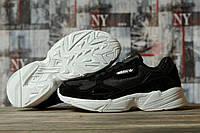 Кроссовки женские 16741, Adidas Falcon, черные, < 36 > р. 36-23,0см., фото 1