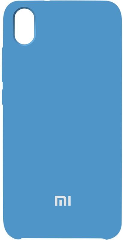 Чехол-накладка TOTO Silicone Case Xiaomi Redmi 7A Navy Blue #I/S