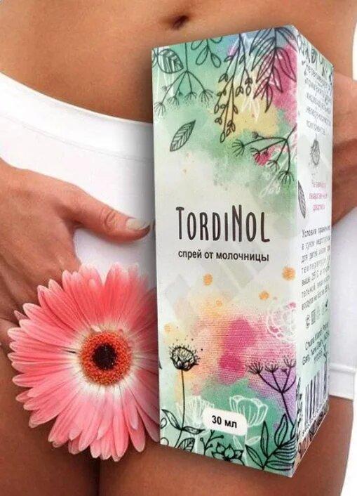 TordiNol - спрей от молочницы( ТордиНол) ViP