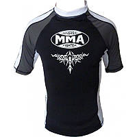 Рашгард Power System 003 Scorpio S Черный (MMA-003_S_White-Black)