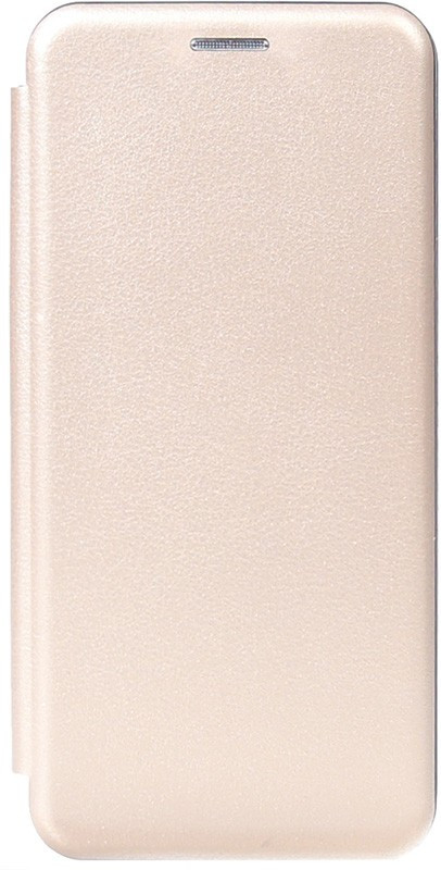 Чехол-книжка TOTO Book Rounded Leather Case Huawei Y5 2018 Gold #I/S