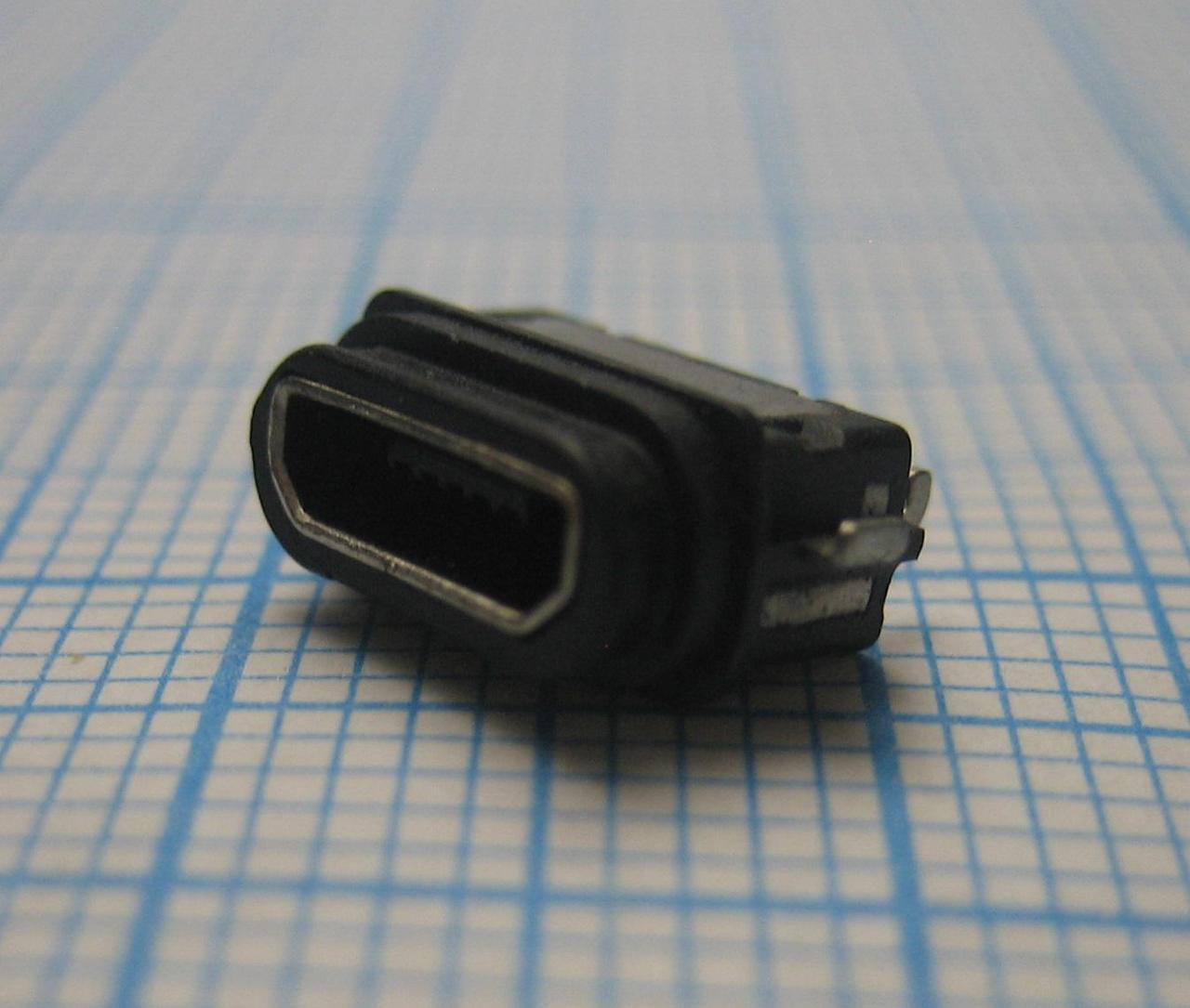 Конектор зарядки (Ch/conn) S-tell M510 Type-C