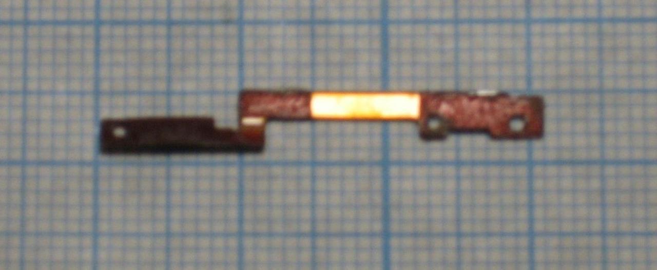 Шлейф кнопки ввімкнення для LG X Power 2 M320 Original б/в