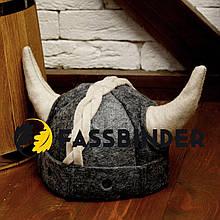 Шапка для лазні та сауни Fassbinder™ Шолом Вікінга