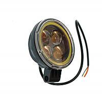 Светодиодная фара комбинированного света AllLight JR-851-12W, фото 1