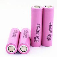 Батарея аккумулятор SAMSUNG 2550mA/h 18650 4.2V