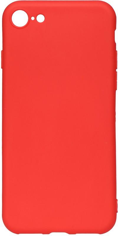 Чехол-накладка TOTO 1mm Matt TPU Case Apple iPhone 7/8/SE 2020 Red #I/S
