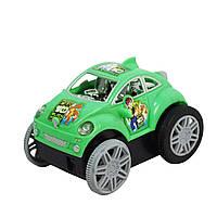 Детская игрушечная машинка Supretto на батарейках (5269)