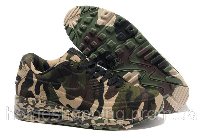 Кроссовки Мужские Nike Air Max 90 VT Camouflage Military