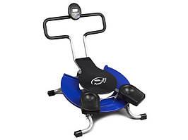 Тренажер Supretto Gym Form Power Disk Черный (A015)