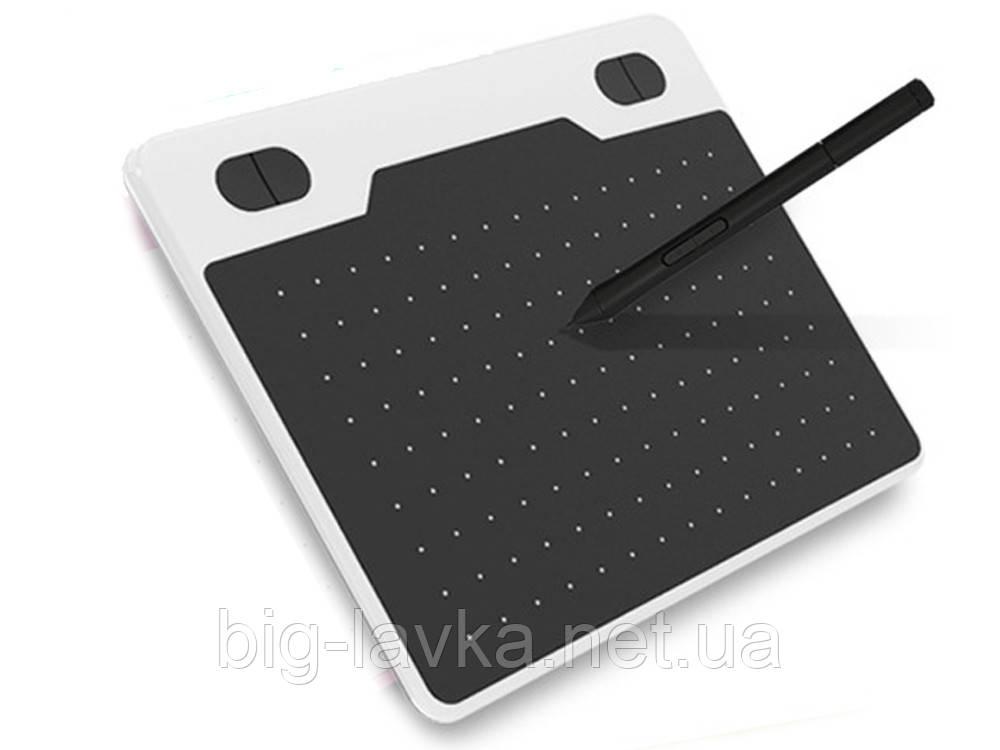 Графический планшет USB T503 8192 уровня  Белый