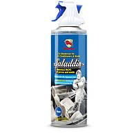 Очиститель для кондиционера Bullsone Saladdin ✓ ♨ аромат: морской  ✓ ёмкость 330 мл