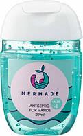 Санитайзер антисептик для рук Mermade Mermaid Perfume Hand Gel 29 мл 70% спирта