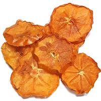 Фруктовые чипсы из шарона 40 грамм, соответствуют 350-400 г свежего шарона