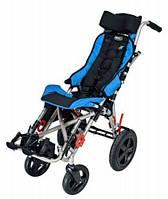 Специальная коляска Ombrelo размер 1, цвет голубой, AkcesMed, ОМ_0001