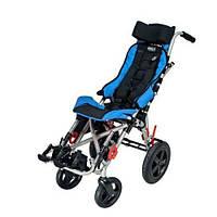 Специальная коляска Ombrelo размер 2, цвет голубой, AkcesMed, ОМ_0002