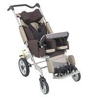 Специальная коляска Racer Evo размер 1, цвет коричневый, AkcesMed, RC_0001e