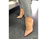 Классическите туфли на шпильке, фото 4