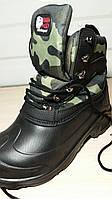 Ботинки зимние мужские термос оптом