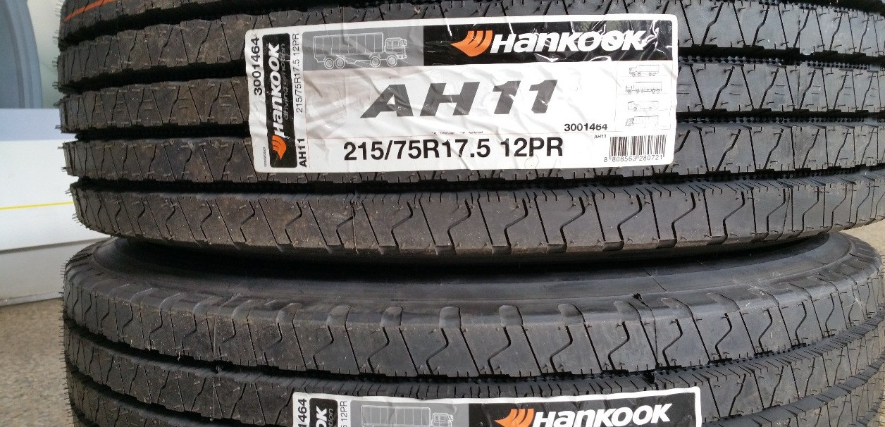 Грузовые шины Hankook AH11 215/75 R17.5