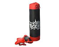 Боксерский набор Bambi King Boxing M 5976