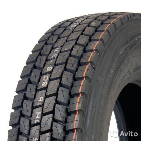 Грузовые шины Hankook DH05 225/75 R17.5