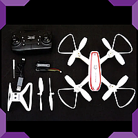 Квадрокоптер c WiFi камерой,летающий дрон,QY66-R2A