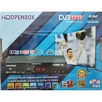 Цифровий тюнер HDOPENBOX T2 T777
