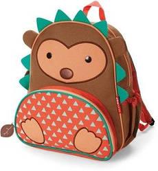 Детский рюкзак Skip Hop Zoo Pack (Zoo Little Kid Backpack) - Hedgehog (Ежик), 3+