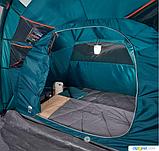 Палатка Arpenaz 4.2 QUECHUA. Четыреместная, двухкомнатная, фото 9