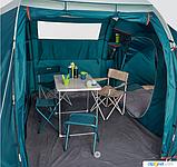 Палатка Arpenaz 4.2 QUECHUA. Четыреместная, двухкомнатная, фото 10