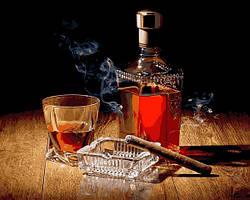 Картина по номерам Аромат сигар Q2191 40х50 см., Mariposa
