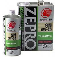 Моторное масло ZEPRO ECOMEDALIST SAE 0W-20, фото 1