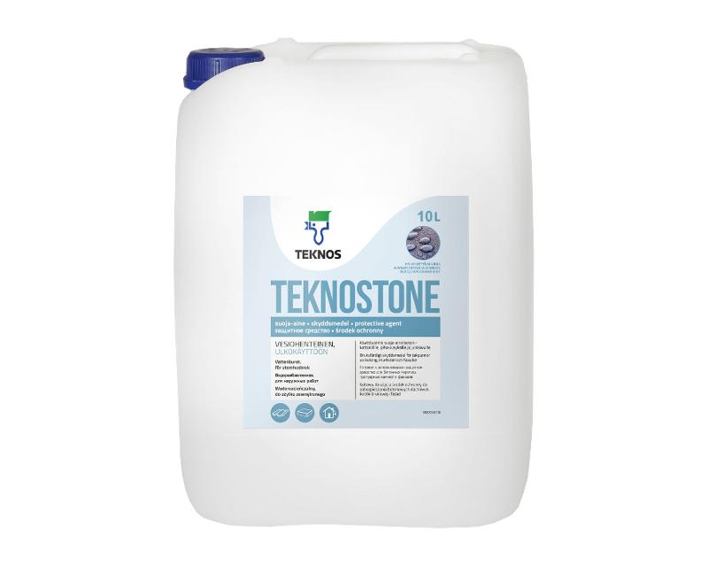 Ґрунтовка вологозахисна TEKNOS TEKNOSTONE для мінеральних поверхонь 10л