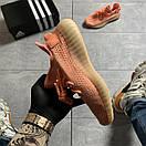 Женские кроссовки Adidas Yeezy Boost 350 V2 Pink, фото 7