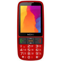Мобильный телефон Nomi i281+ Red