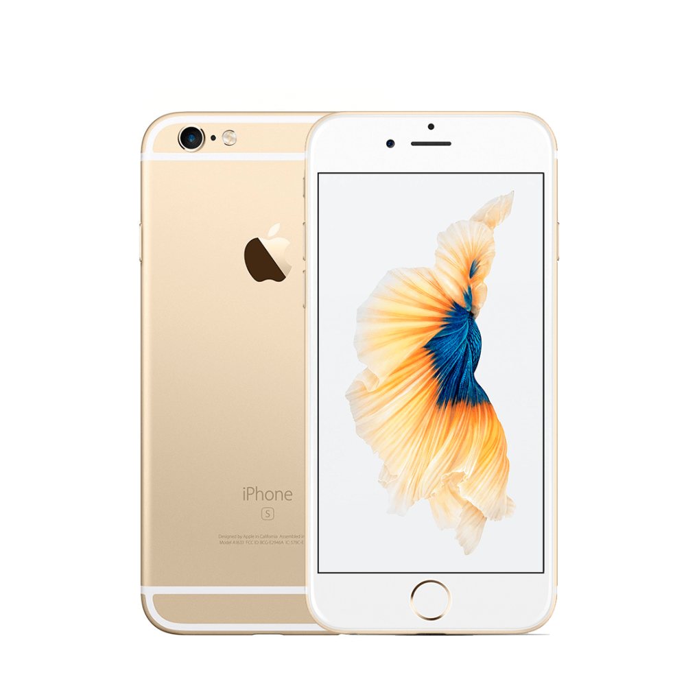 Apple iPhone 6s 64GB (Gold) Refurbished