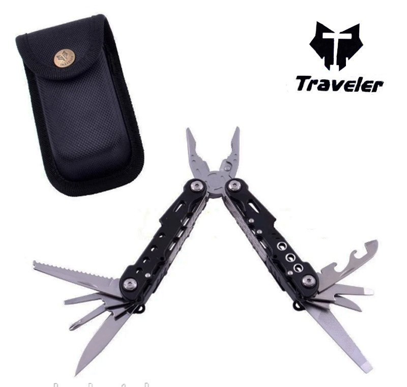 Многофункциональный нож (multi-tool) Traveler