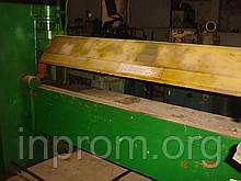 Листогиб з поворотною балкою И2116 в комплектному стані