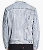 Зимняя джинсовая куртка Levis Trucker -  Fine Line, фото 2
