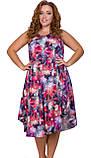 Платье штапельное женское,2231, фото 3