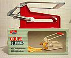Овощерезка для картофеля фри Coupe Frites | Ручная картофелерезка, фото 4