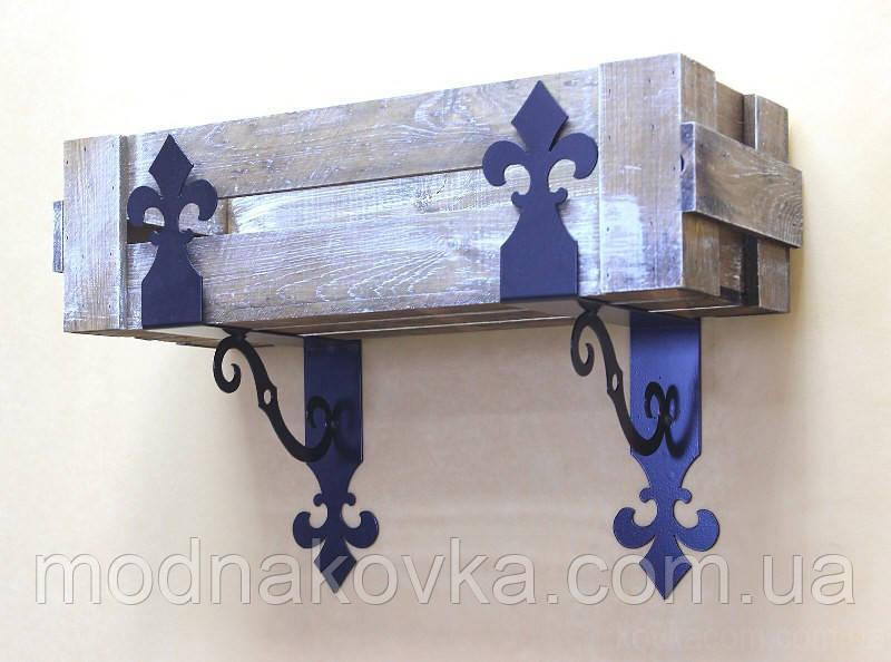 Уголок 4 под балконный ящик